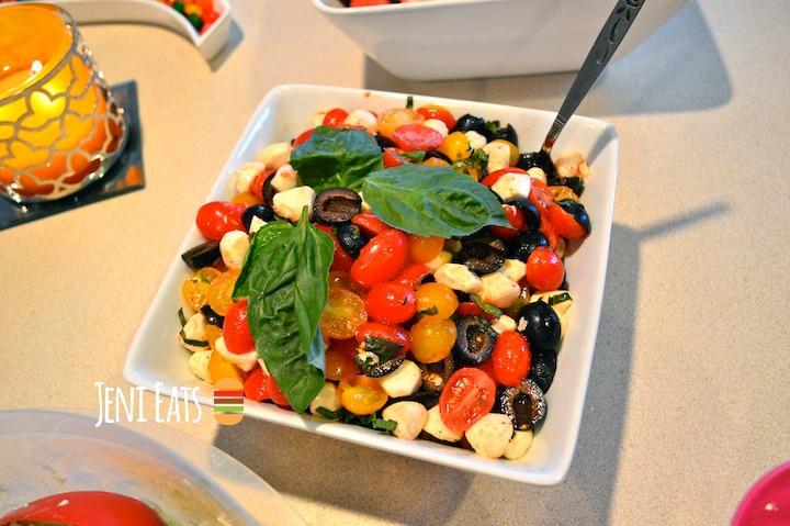 Beths caprese salad