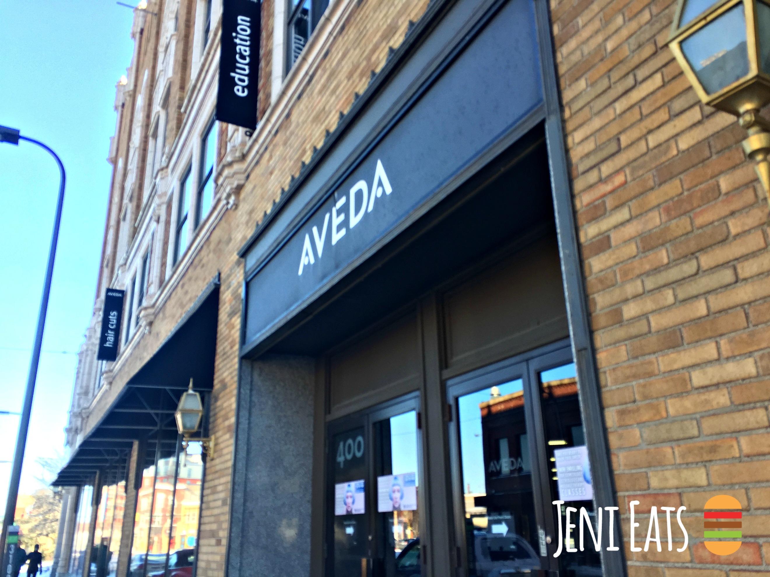 Trying Two Indoor Experiences In NE Minneapolis Aveda Institute ...