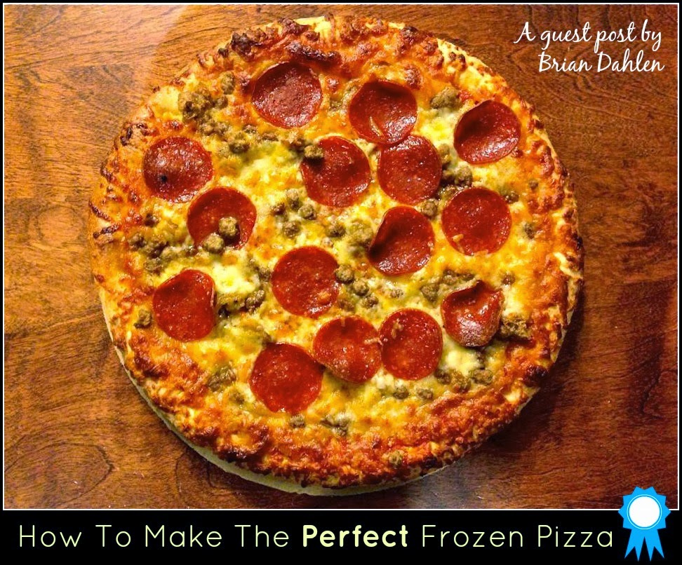 How To Make The Perfect Frozen Pizza
