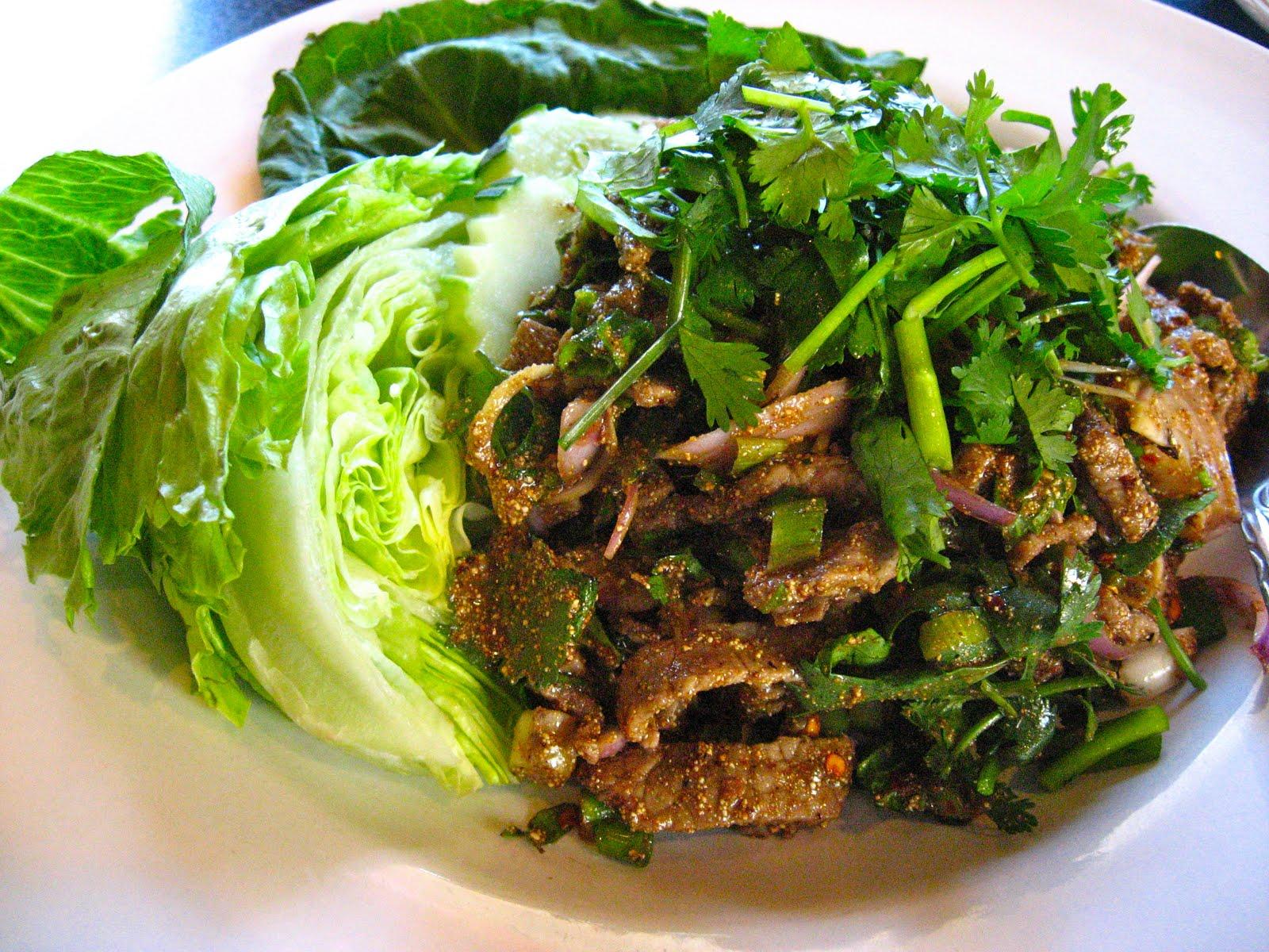 On S Thai Kitchen My First Non Ammoniated Crab Jeni Eats